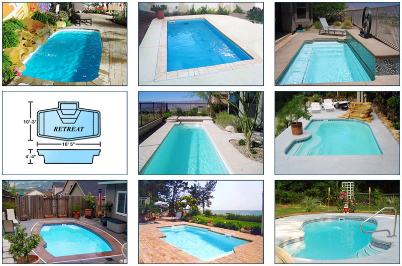 Pin Swimming Pools Spas Construction And Design Company In